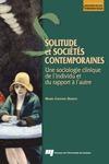 Livre numérique Solitude et sociétés contemporaines