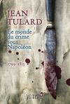 Livre numérique Le Monde du crime sous Napoléon
