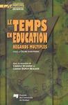 Livre numérique Le temps en éducation