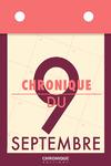 Livre numérique Chronique du 9 septembre