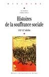 Livre numérique Histoires de la souffrance sociale