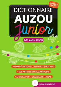 Dictionnaire Junior Auzou