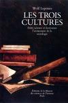Livre numérique Les trois cultures