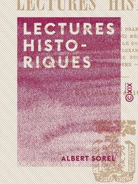 Lectures historiques
