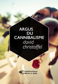 Livre numérique Argus du cannibalisme