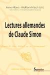 Livre numérique Lectures allemandes de Claude Simon