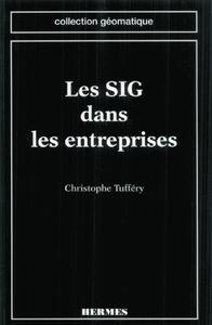 Livre numérique Les SIG dans les entreprises (coll. Géomatique)