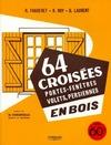 Livre numérique 64 croisées, portes-fenêtres, volets, persiennes, en bois