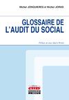 Livre numérique Glossaire de l'audit du social