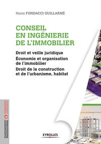 Livre numérique Conseil en ingénierie de l'immobilier