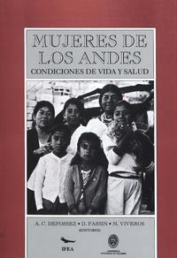 Livre numérique Mujeres de los Andes