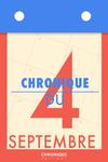 Livre numérique Chronique du 4 septembre