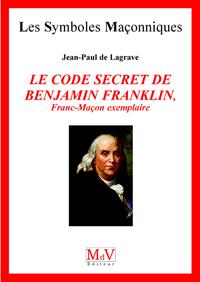 Livre numérique N.51 Le code secret de Benjamin Franklin