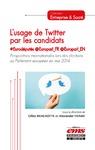 Livre numérique L'usage de Twitter par les candidats #Eurodéputés @Europarl_FR @Europarl_EN