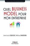 Livre numérique Quel Business Model pour mon entreprise