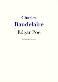 Livre numérique Edgar Poe