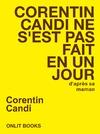 Livre numérique Corentin Candi ne s'est pas fait en un jour (d'après sa maman)