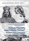 Livre numérique Politische Philosophie versus Politische Theologie?