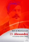 Livre numérique Alexandre et 3 autres contes