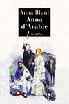 Livre numérique Anna d'Arabie