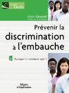 Livre numérique Prévenir la discrimination à l'embauche