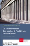 Livre numérique Le consentement des parties à l'arbitrage international