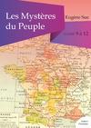 Livre numérique Les Mystères du Peuple, tomes 9 à 12