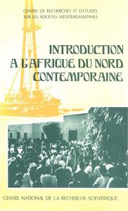 Livre numérique Introduction à l'Afrique du Nord contemporaine