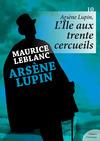 Livre numérique Arsène Lupin, L'Île aux trente cercueils