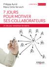 Livre numérique 7 jours pour motiver ses collaborateurs