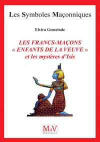 Livre numérique N.50 Les Francs-Maçons enfants de la veuve