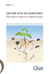 Livre numérique Les sols et la vie souterraine