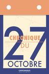 Livre numérique Chronique du 27 octobre