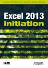 Livre numérique Excel 2013 - Initiation