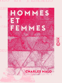 Hommes et Femmes, SILHOUETTES, COMPARÉES, DES DEUX SEXES