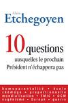 Livre numérique 10 questions auxquelles le prochain Président n'échappera pas