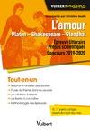 Livre numérique L'Amour Platon - Shakespeare - Stendhal