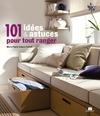 Livre numérique 101 idées et astuces pour tout ranger