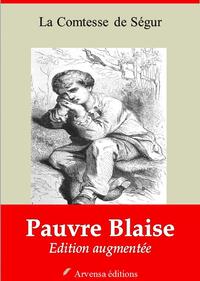 Pauvre Blaise – suivi d'annexes