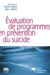 Livre numérique Évaluation de programmes en prévention du suicide