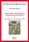 Livre numérique N. 82 Les fêtes initiatiques des deux Saint-Jean Tome 2