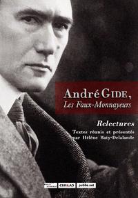 Livre numérique André Gide, les Faux-Monnayeurs, relectures