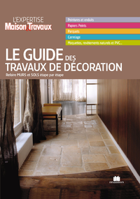 Livre numérique Le guide des travaux de décoration