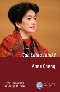 Can China Think?
