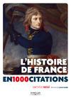 Livre numérique L'Histoire de France en 1000 citations