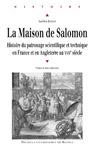 Livre numérique La Maison de Salomon