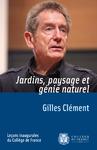 Livre numérique Jardins, paysage et génie naturel