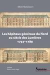 Livre numérique Les hôpitaux généraux du Nord au siècle des Lumières (1737-1789)