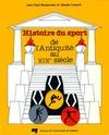 Livre numérique Histoire du sport de l'Antiquité au XIXe siècle