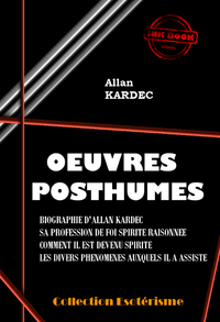 Œuvres Posthumes